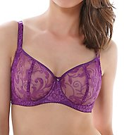 Fantasie Allegra Underwire Vertical Seam Embroidery Bra FL9091