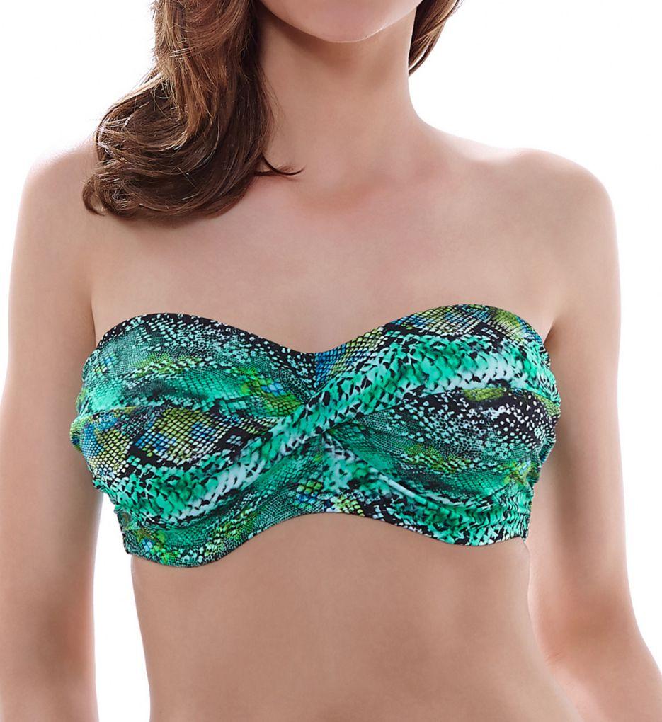 Fantasie Arizona Underwire Twist Bandeau Bikini Swim Top FS5107
