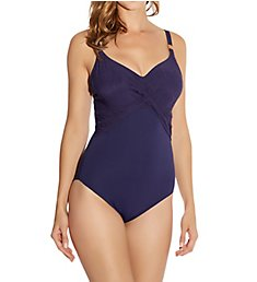 Fantasie Montreal Twist Front One Piece Swimsuit FS5436