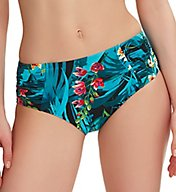 Fantasie Seychelles Mid Rise Gathered Side Swim Bottom FS6109