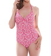 Fantasie San Francisco Underwire Gathered Halter Swimsuit FS6148