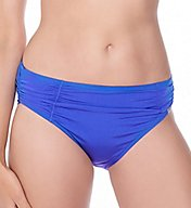Fantasie Los Cabos Gathered Mid Rise Brief Swim Bottom FS6155