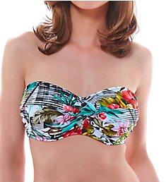 Fantasie Wakaya Underwire Twist Bandeau Bikini Swim Top FS6162