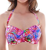 Fantasie Punta Cana Underwire Twist Bandeau Swim Top FS6171