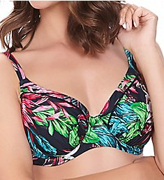 Fantasie Mahe Underwire Full Cup Gathered Bikini Swim Top FS6206