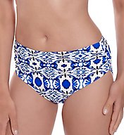 Fantasie Aveiro Deep Gathered Brief Swim Bottom FS6244