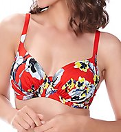 Fantasie Calabria Underwire Gathered Full Cup Swim Top FS6257