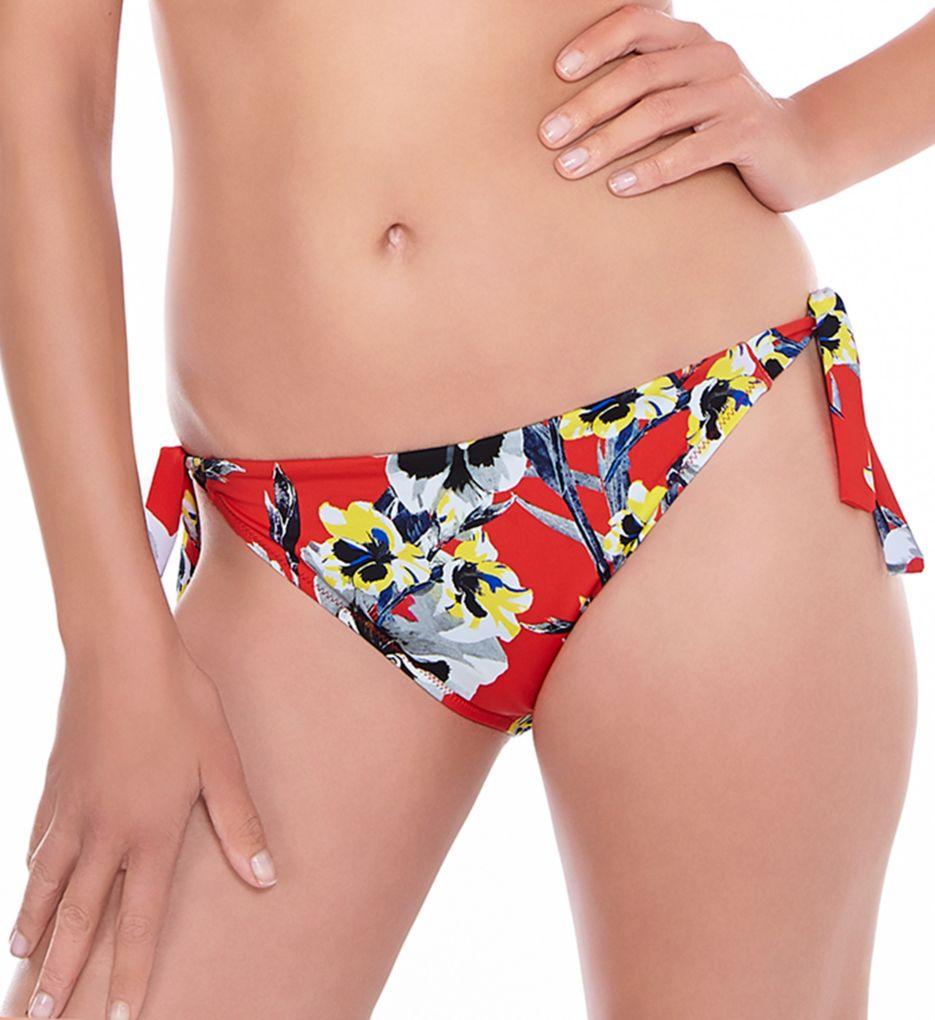 Fantasie Calabria Low Rise Tie Side Brief Swim Bottom FS6259
