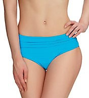 Fantasie San Sebastian Deep Gathered Mid Rise Swim Bottom FS6283