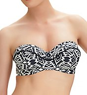 Fantasie Beqa Underwire Bandeau Swim Top FS6345