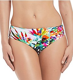 Fantasie Margarita Island Mid Rise Swim Brief Swim Bottom FS6395