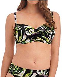 Fantasie Palm Valley Underwire Bandeau Bikini Swim Top FS6762