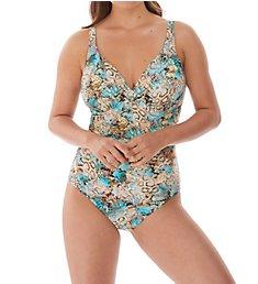 Fantasie Manila Underwire Deep Plunge One Piece Swimsuit FS6778