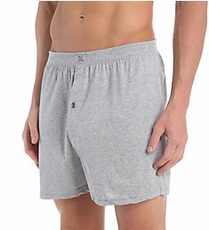 Fruit Of The Loom Men's Assorted Cotton Knit Boxers - 5 Pack 5P540