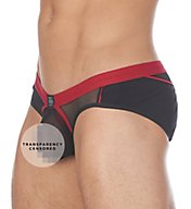 Gregg Homme Cheeky Two Tone Enhancer Brief 132303