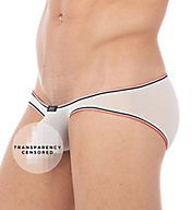 Gregg Homme Touch Hyperstretch Sheer Low Rise Brief 140203