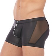 Gregg Homme Reckless Faux Leather Front Zipper Trunk 140705