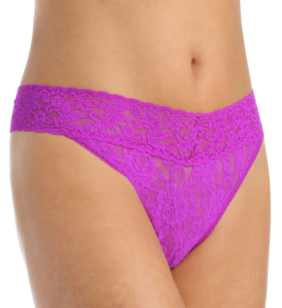 Hanky Panky Signature Lace Original Rise Thong 4811