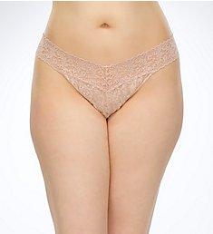 Hanky Panky Signature Lace Plus Size Thong 4811X