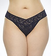 Hanky Panky Signature Lace Plus Size Thong 4811X