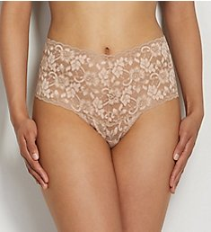 Hanky Panky Cross Dyed Retro Signature Lace Thong 591924