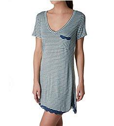 honeydew All American Stripe Sleepshirt 330105
