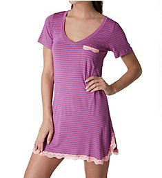 honeydew All American Stripe Sleepshirt 330105