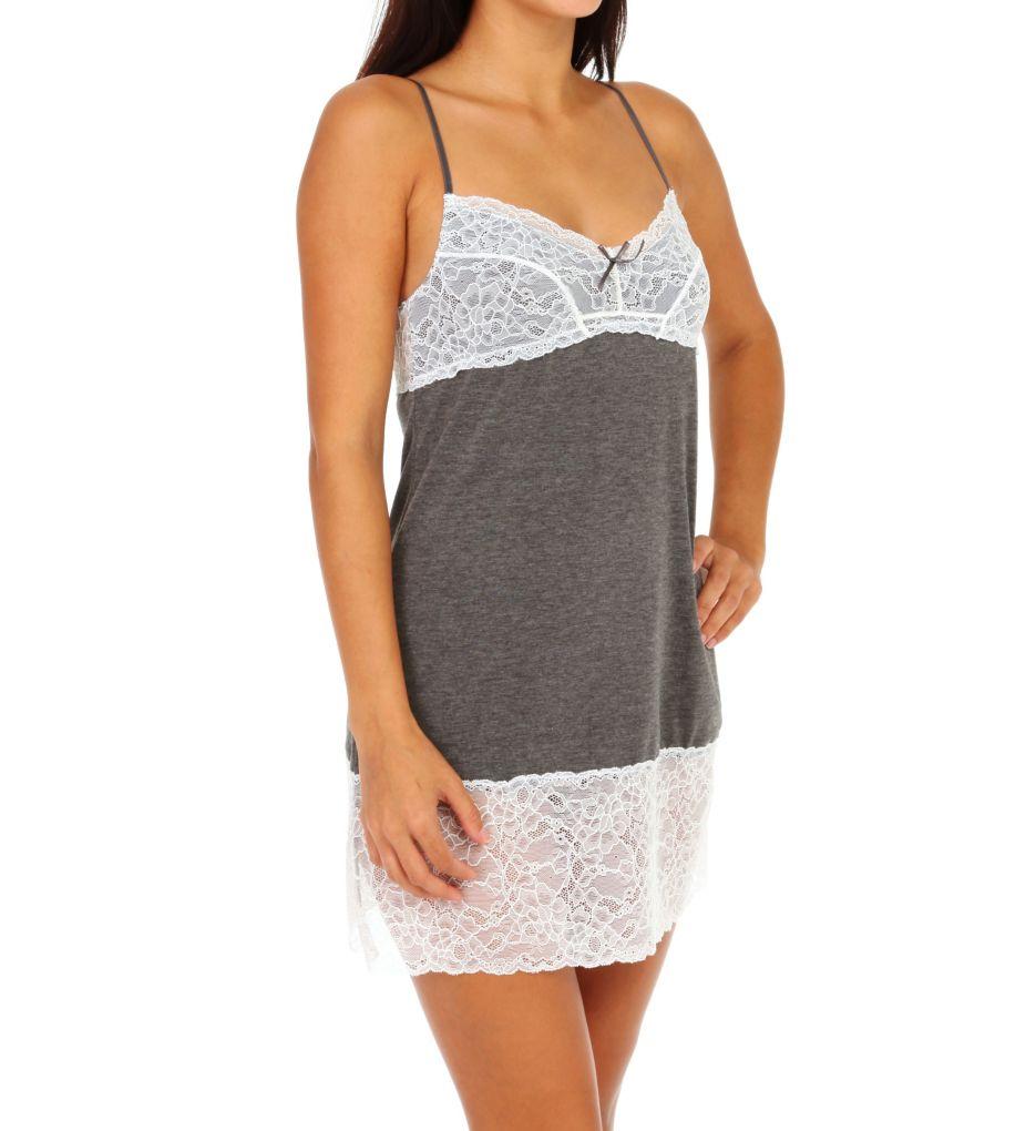 honeydew Emma Elegance Modal And Lace Chemise 374803