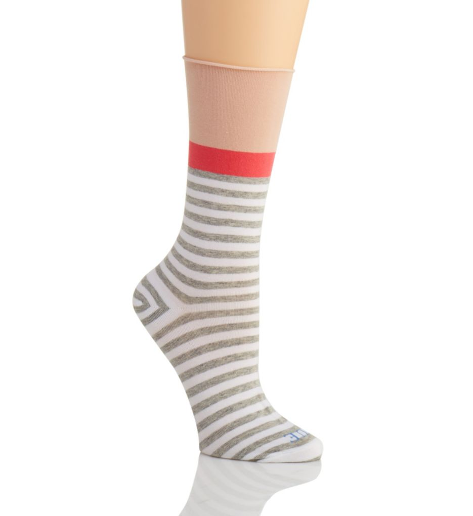 Hue Jeans Sock 6487