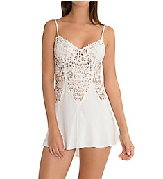 In Bloom by Jonquil Vintage Crochet Chemise VCR010