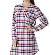 Jockey Plaid Sleepshirt 3331310
