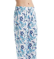 Jockey Poppy Waves Printed Capri Pant 3381092