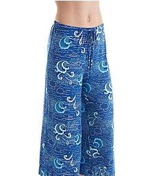 Jockey Sleepwear Poppy Waves Capri Pant 3381095