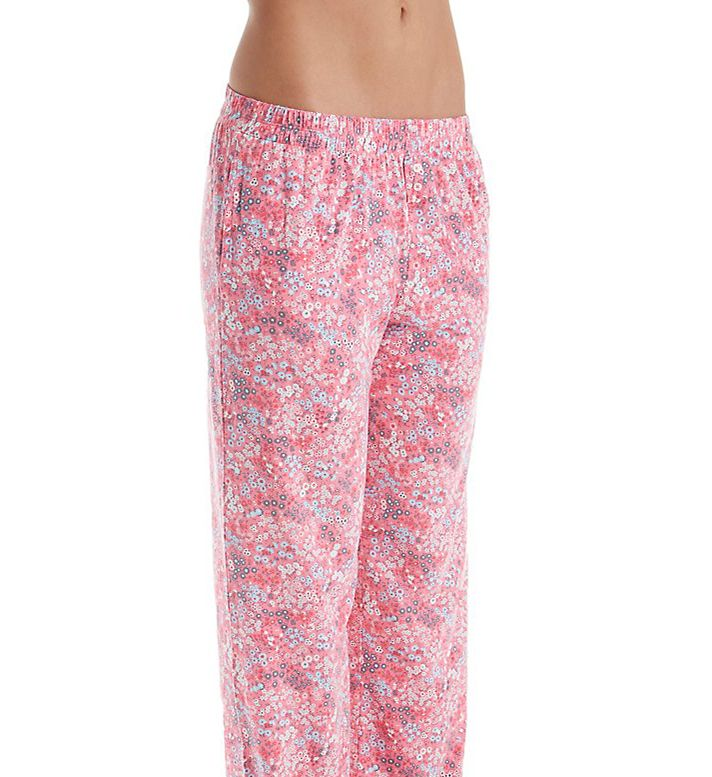 Jockey Spring Bloom Long Pajama Pant with Pockets 3381106