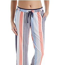 Jockey Sleepwear Hello Weekend Cropped Pant JK81521