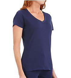 Jockey Sleepwear Jersey V-Neck Tee 336443