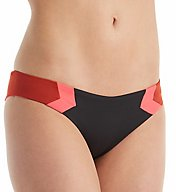 L Space Color Block Barracuda Hipster Brief Swim Bottom CBBAC17