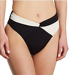 L Space Color Block Nancy Lee Swim Bottom CBNLB21