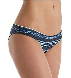 L Space Midnight Caravan Sandy Bikini Brief Swim Bottom MCSNC17