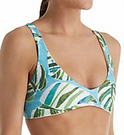 L Space Sumatra Palm Rylie Reversible Swim Top SPRYT17