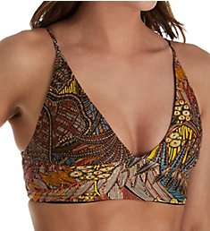 L Space Tiki Coast Olivia Bralette Swim Top TCOLT18