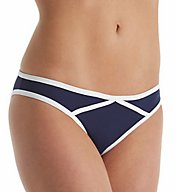 L Space Anchors Away Dynamic Hipster Brief Swim Bottom TSDYC17