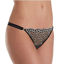 La Perla Wildflower Thong Panty 002500