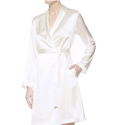La Perla Silk Short Robe 20293