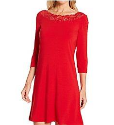 La Perla Layla 3/4 Sleeve Short Nightgown 41010