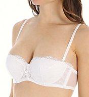 La Perla Begonia Strapless Lace Bra 906294