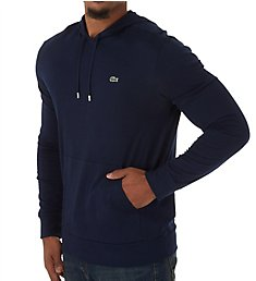 Lacoste Hooded Cotton Jersey Sweatshirt TH9349-51