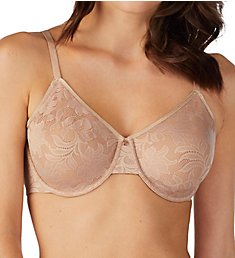 Le Mystere Lace Comfort Unlined Underwire Bra 2252