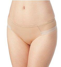 Le Mystere Infinite Edge Mesh Bikini Panty 6124