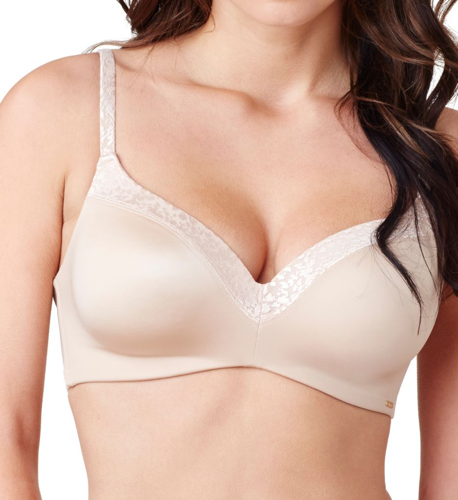 Le Mystere Safari Invisible Comfort Memory Foam Bra 9678